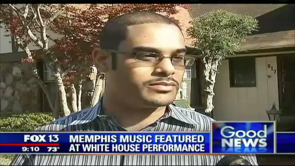 Memphis music featured at White House performance